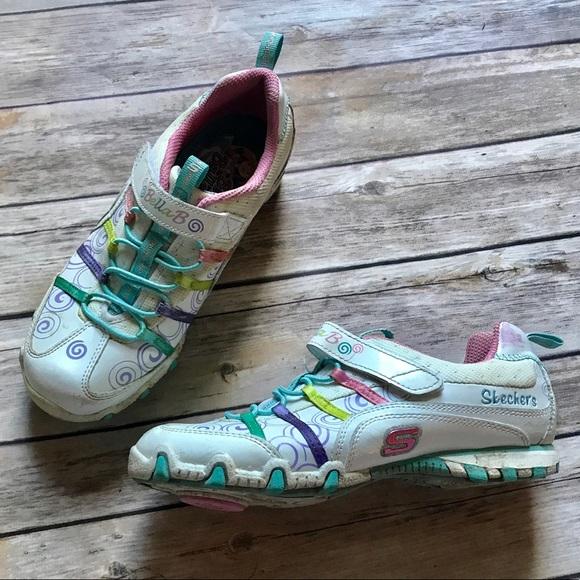 Skechers Bella Ballerina Sparkle N Spin shoes