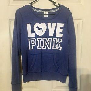 Victoria's Secret PINK crewneck sweater