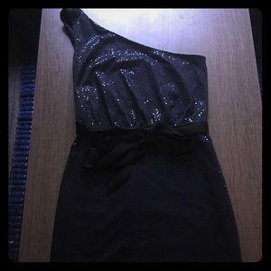 Medium sequined dress