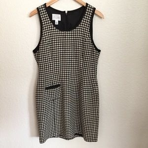Anne Klein Wool Dress with Lining