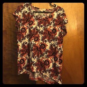 Michael Kors woman's shirt size L