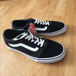 Brand new Black Old School Vans