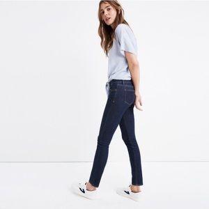 Madewell Skinny Skinny Denim Jeans