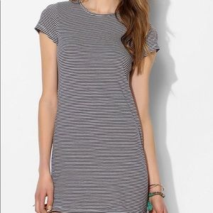 Urban Outfitters by Corpus Blk/Wht TShirt Dress