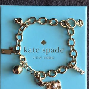 Kate Spade ♠️ Mrs. Bracelet