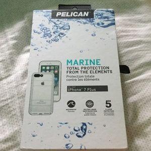 Accessories - iPhone 7 Plus Waterproof Marine Pelican Case