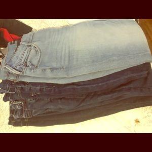 16L express jeans
