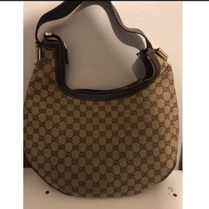 Hobo Gucci purse