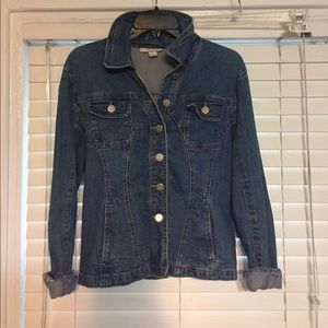 Jackets & Blazers - Denim jean jacket