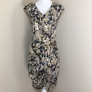 French Connection Floral Dress Size 14