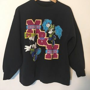 Other - Vintage 90's Mickey & Minnie sweater