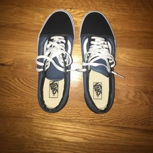 Vans low old skool never been worn!*