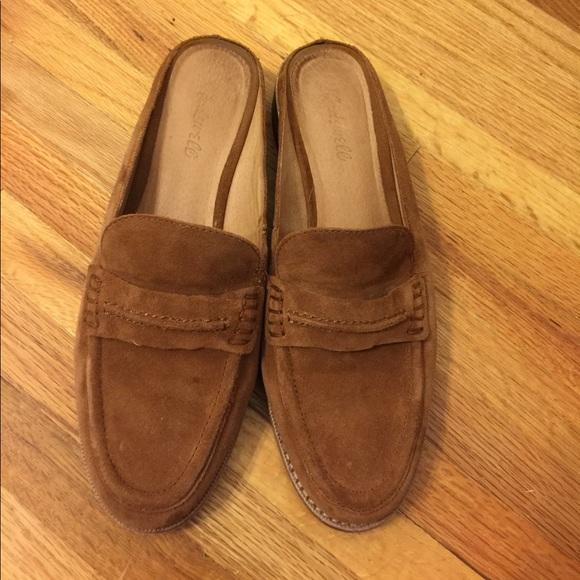 0e00acbacd2 Madewell Shoes - Madewell Elinor loafer mule