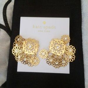 Kate Spade New York Gold Earrings