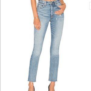 GRLFRND Denim High Rise Karolina Jeans NWT Sz 27