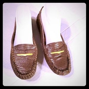 Sz 7.5M Sam Edelman Jones Loafers Driving Moccs