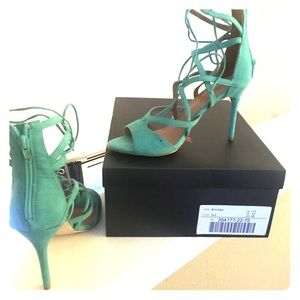 """Emmey"" Team, High Heels- NWOT! Never worn out"