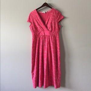 pretty boden dress size 10L