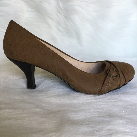 Maurices Shoes Comfy Low Heel Pumps Poshmark