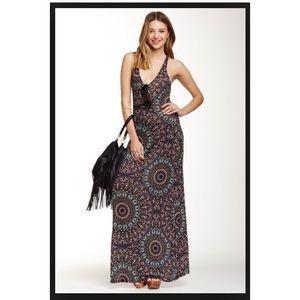 O'Neill dancer bralette maxi dress