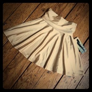American apparel Tricot high waisted skirt