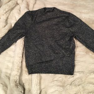 NWOT express crop sweater