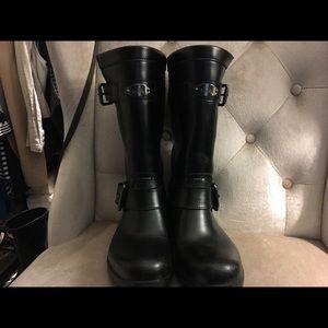US 7 Authentic Coach Boots