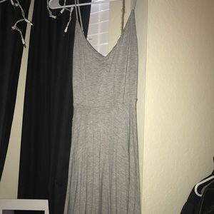 Urban Outfitters grey skater dress NEVER WORN