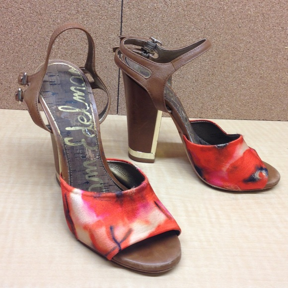66a62bc24be6 Sam Edelman Shoes - •MAKE OFFER•  170 RETAIL SAM EDELMAN RARE HEELS