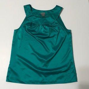 Ann Taylor sleeveless top size 8