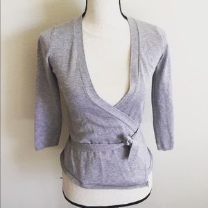 Grey Zara Cardigan S