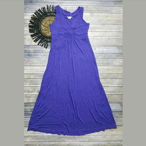 Boden Sleeveless Jersey Maxi Dress