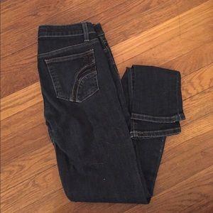 Joe's jeans honey skinny leg w 27 dark wash