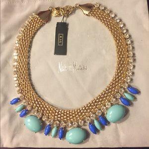 NEW RLG statement necklace