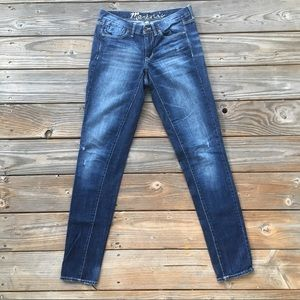 Madewell // denim skinny jeans Sz 26