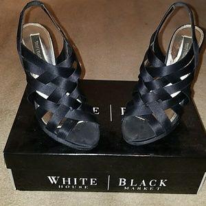 White House Black Market dressy heels
