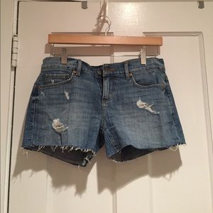 Never been worn jean shorts