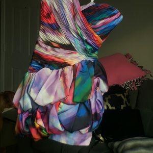 Sherri Hill Homecoming Dress size 0