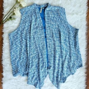 Trendy stylish knit vest, top