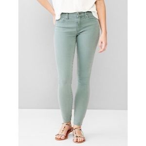 Gap 1969 Resolution True Skinny Jeans 32/14