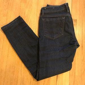 Dark denim LOFT jeans