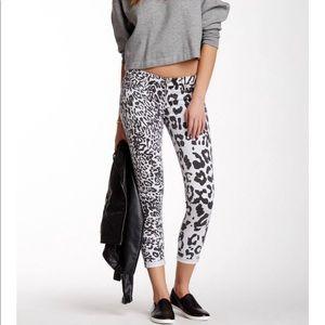 Hudson Cropped Skinny Jeans ❣️
