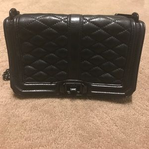 Rebecca Minkoff Quilted Love Bag