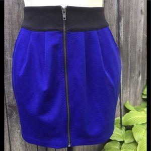 Forvever 21 Zip Skirt
