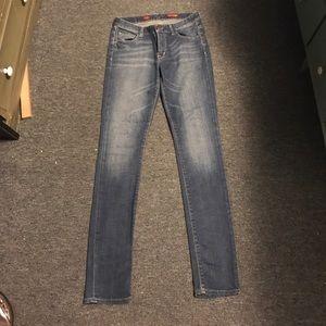 Express Mia Ultra Skinny Jeans EUC