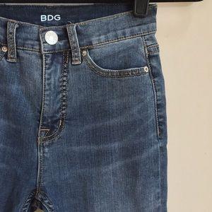 BDG High-Rise Skinny Jeans