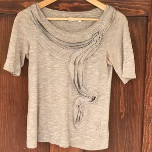 Anthropologie soft tee shirt