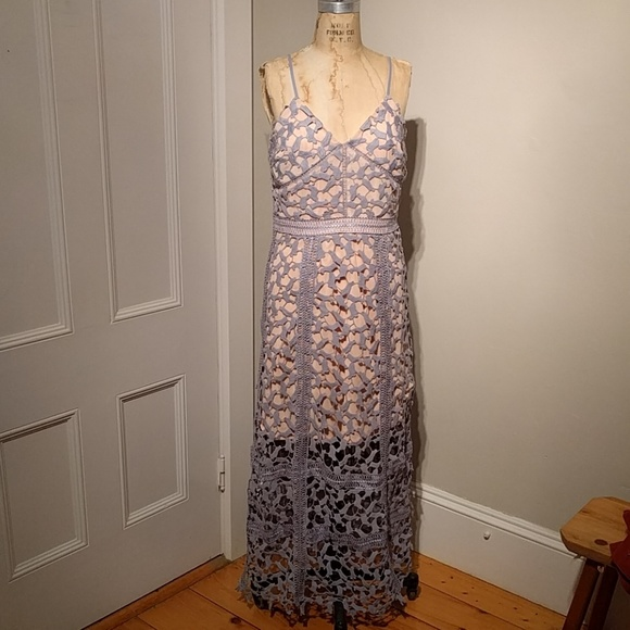 20aac75f79a9 Anthropologie Dresses | Nwot Elliatt Celane Lace Dress Anthropology ...