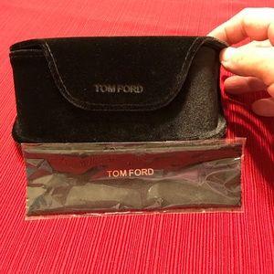 Tom ford glasses case
