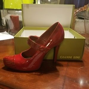 Gianni Bini Patent Pumps